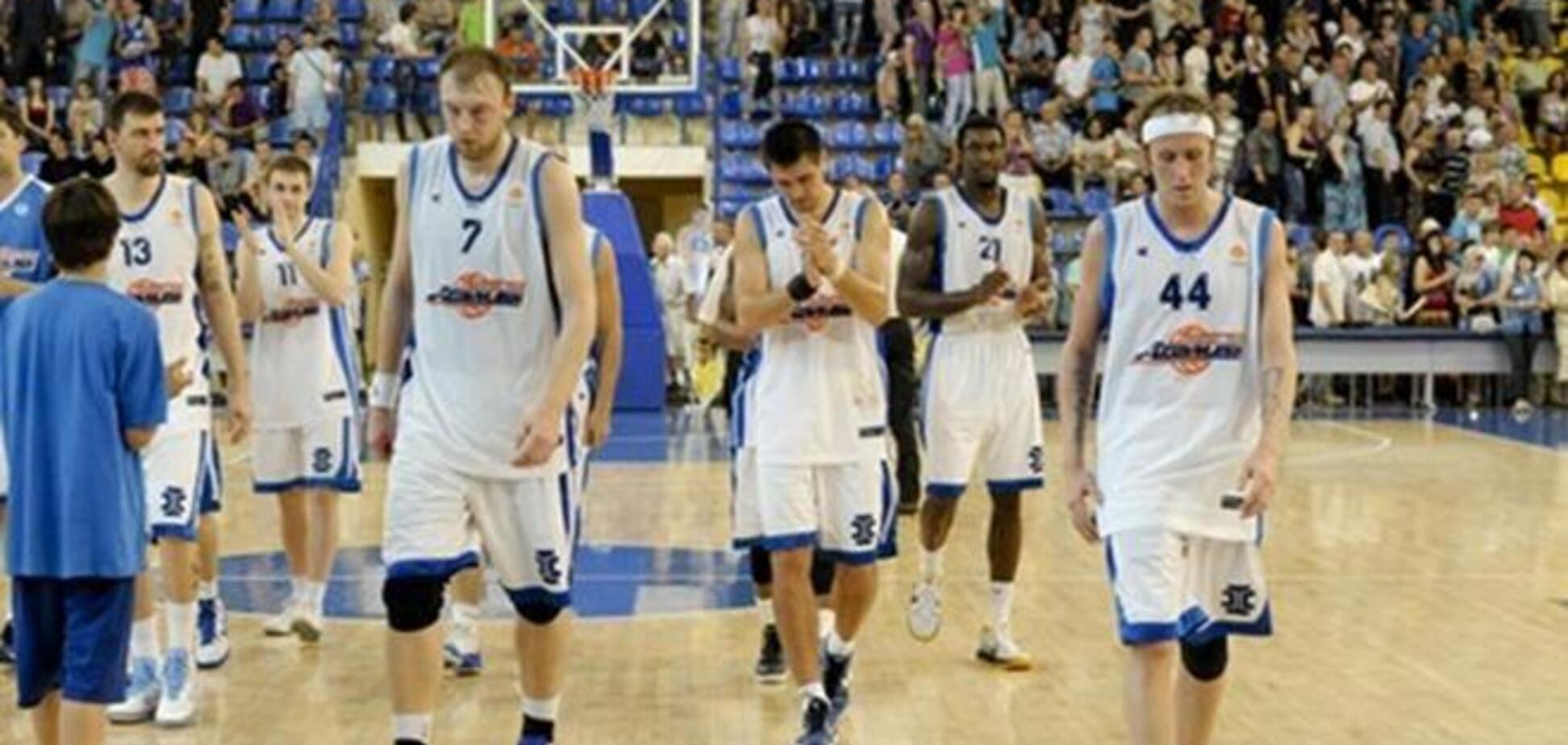 Суперлига присудила 'Азовмашу' техпоражение за отказ проводить матч с 'Днепром'