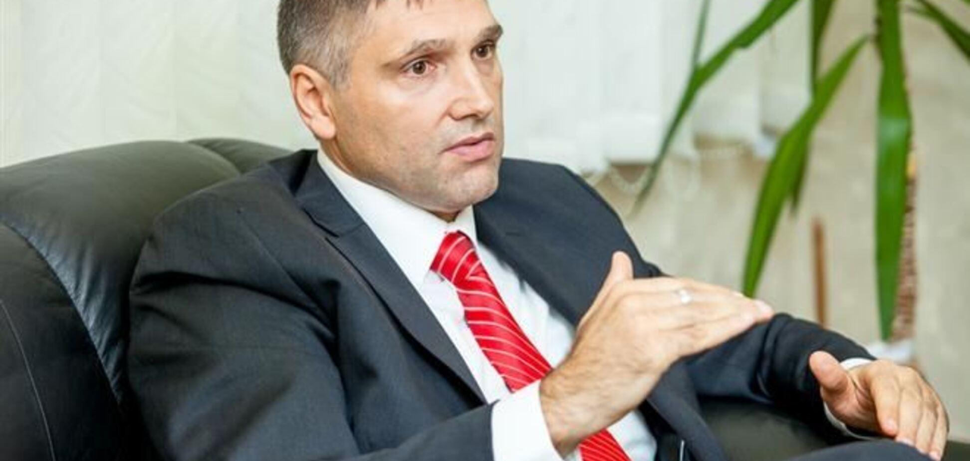 Экс-регионал выступает против федерализации Украины