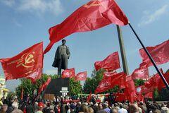 В Украине прошли первомайские шествия. Фоторепортаж