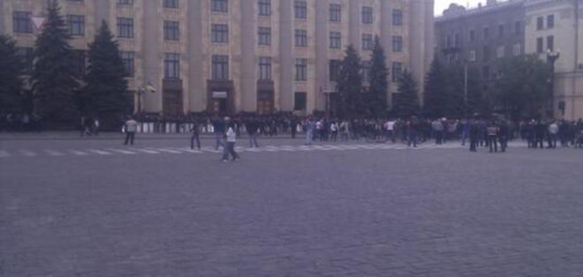 В Харькове стримеров еле спасли от разъяренных федералистов
