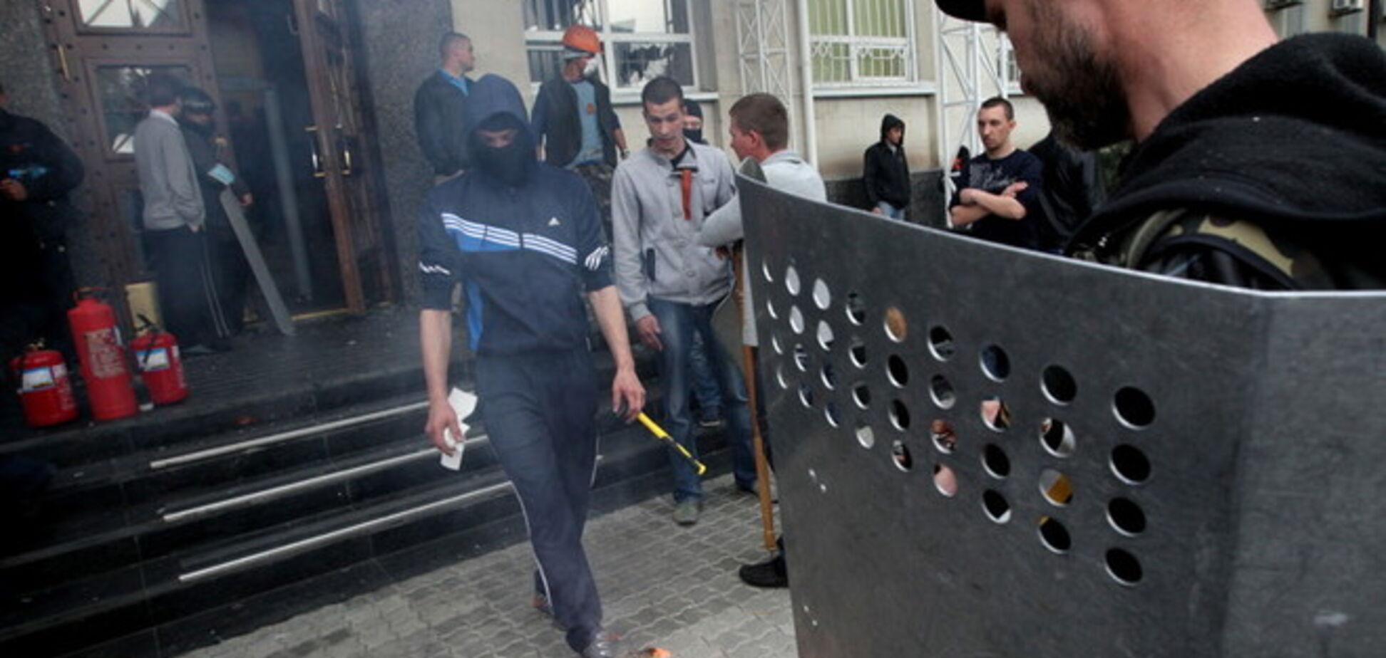 ГПУ предупреждает  о высокой угрозе провокаций на востоке Украины на майские праздники