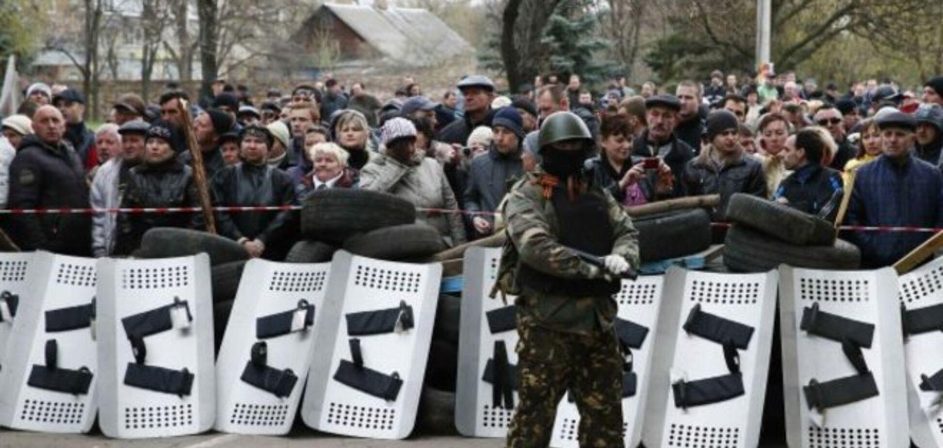 В Славянске 2 мая ожидают смертельную провокацию