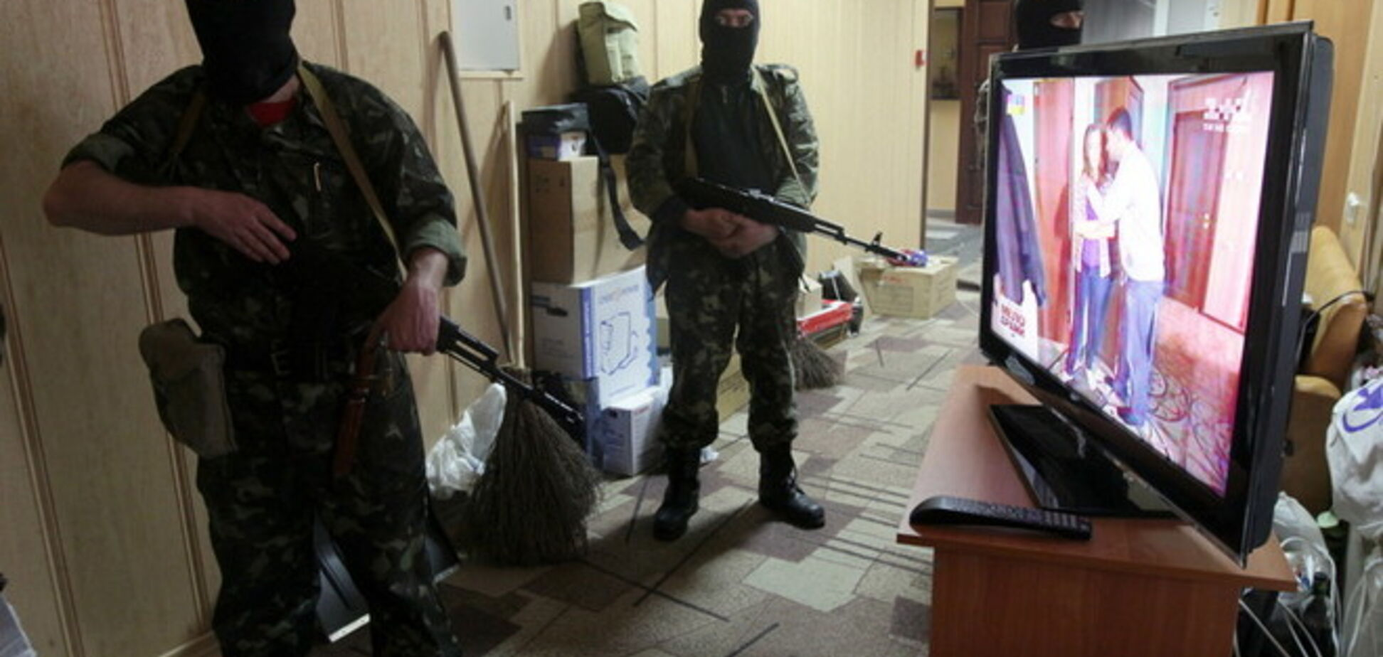 Ночь в Луганске прошла спокойно: новых захватов админзданий не было