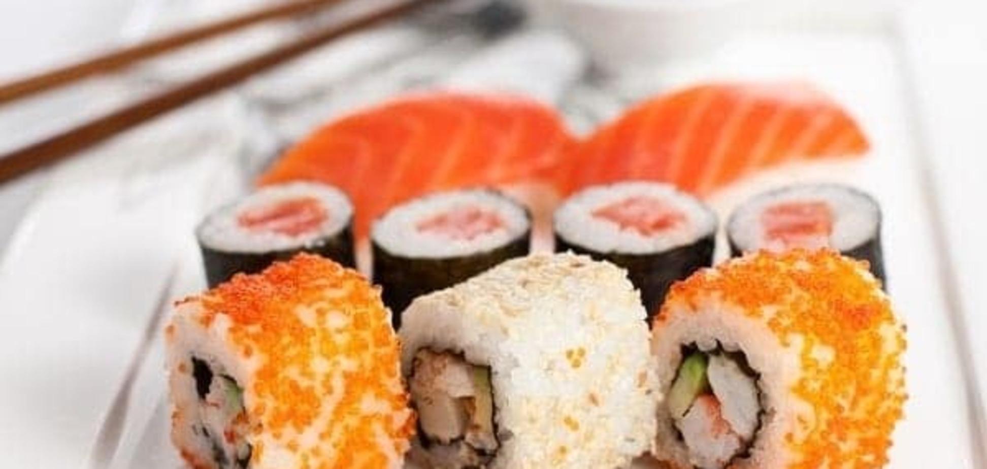 Возможность экономии времени с суши с доставкой