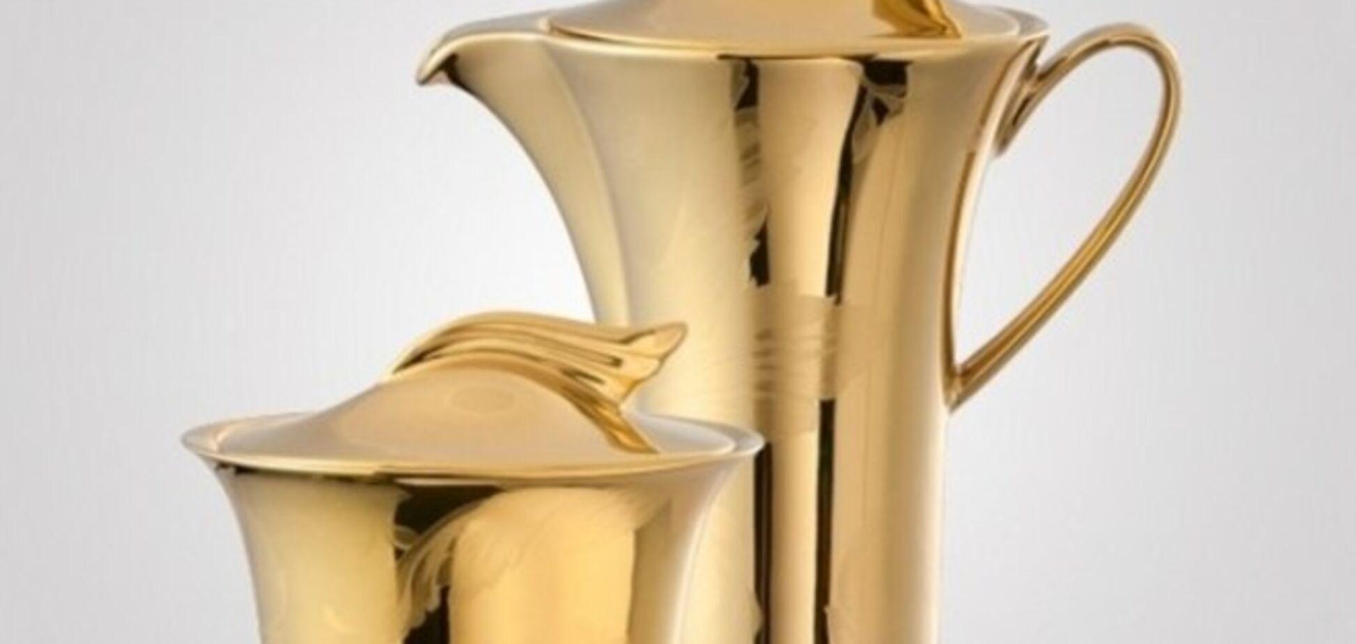 Курченко прикупил  в Италии самую дорогую линейку посуды Versace