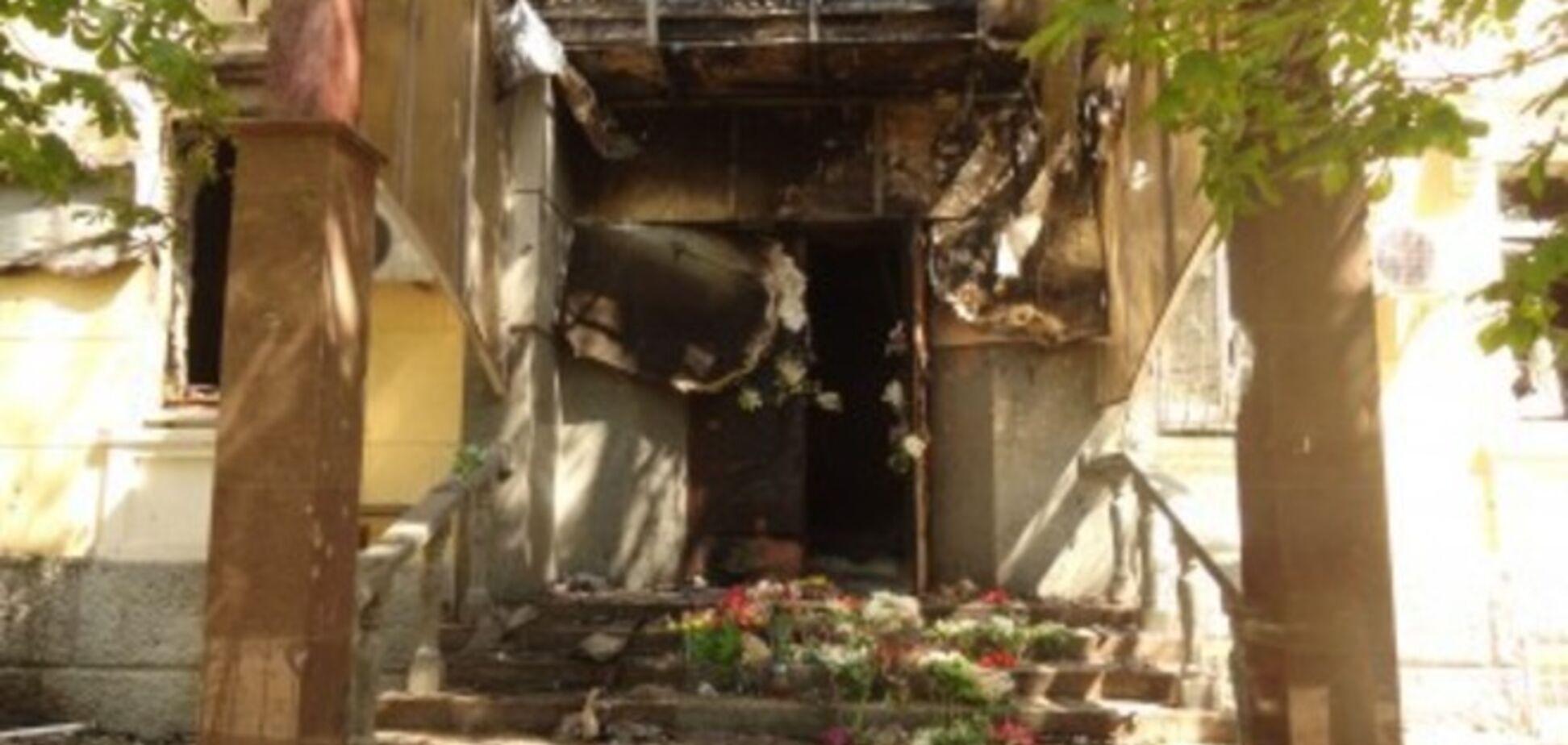 Обнародован первый список погибших в ходе АТО в Мариуполе
