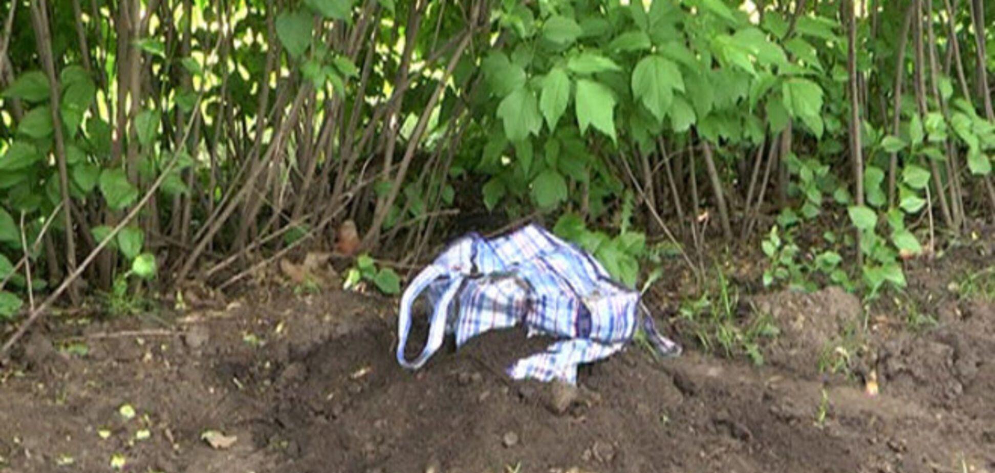 В центре Харькова милиция обнаружила сумку с 'коктейлями Молотова'