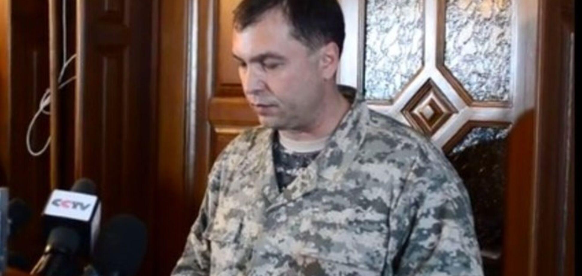'Народний губернатор' Луганщини очікує високу явку на псевдореферендуме