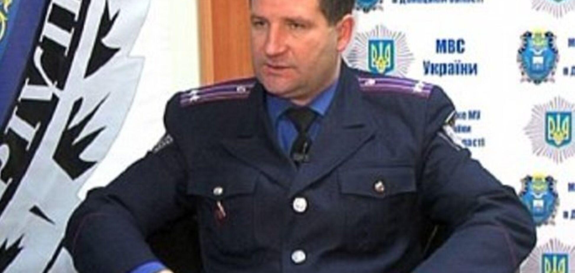 В милиции Мариуполя подтвердили информацию о смерти руководителя ГАИ