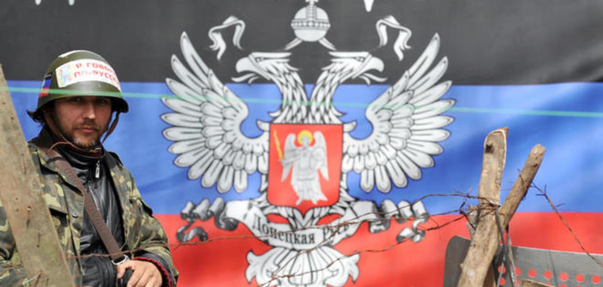 'ДНР' пообещала блокировать выборы 25 мая на Донбассе