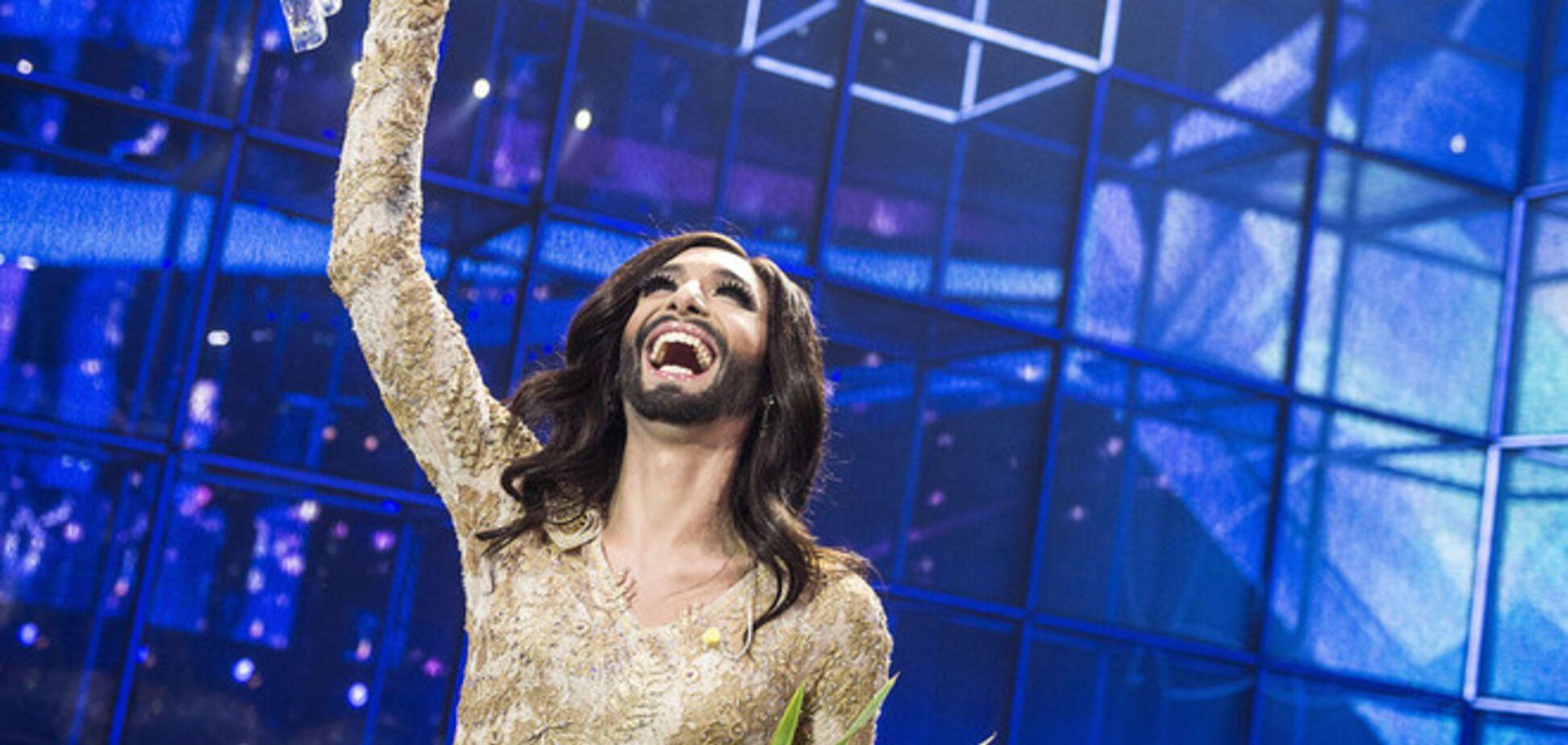 На 'Євробаченні-2014' перемогла Австрія, Україна - на шостому місці
