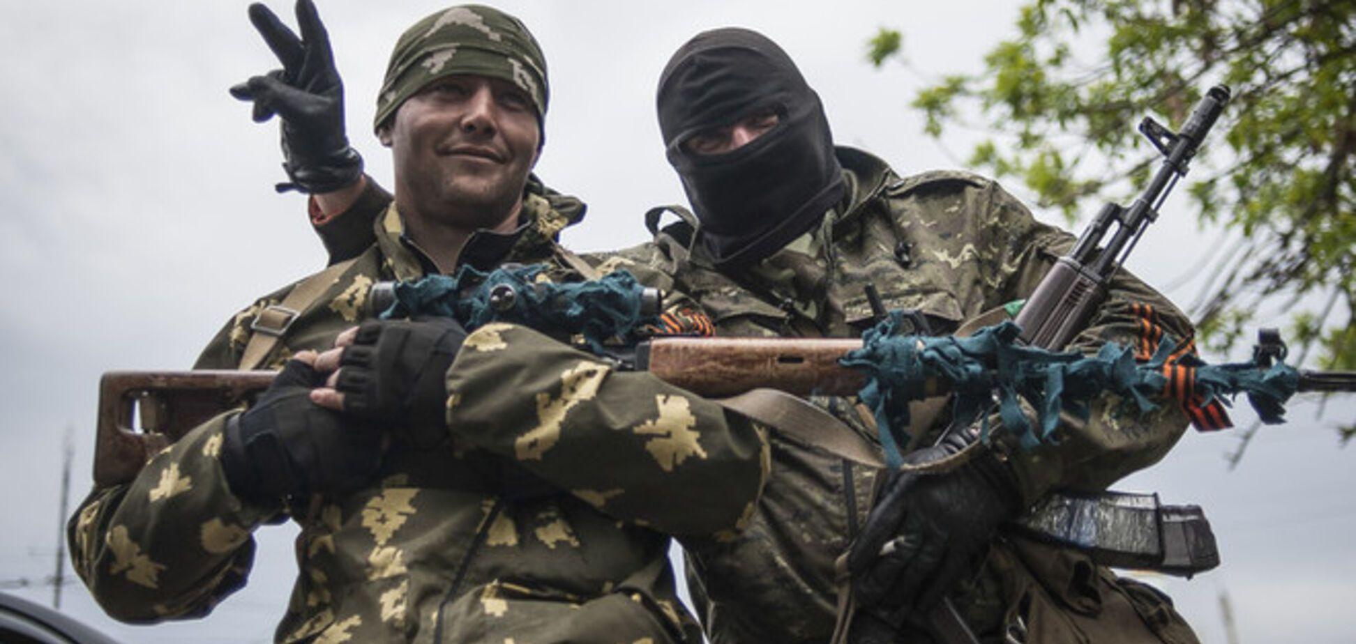 Россия на Донбассе меняет спецназ ГРУ на наемников – Тымчук