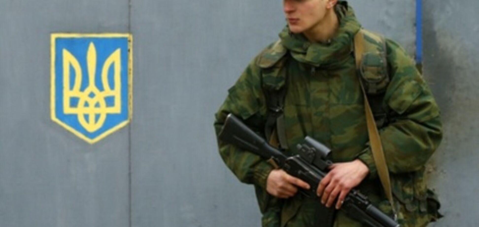На  Одесщине из военчасти сбежали трое военных с оружием