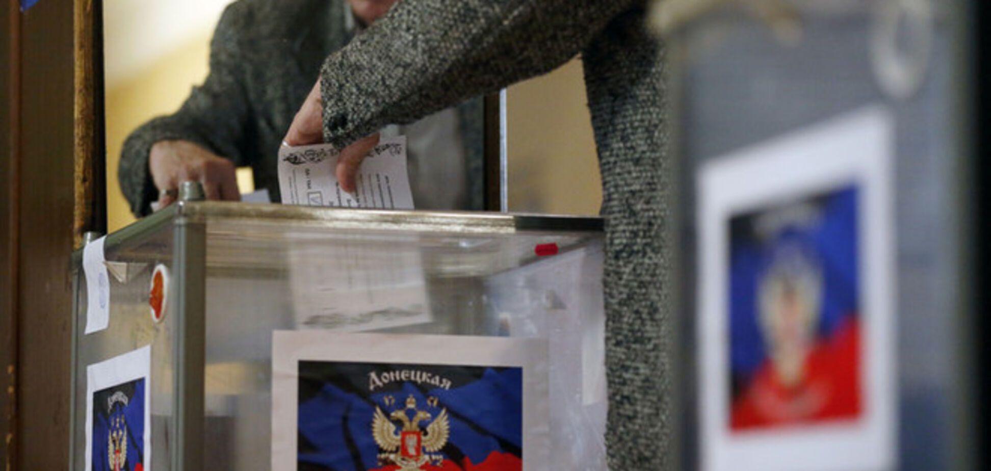 Сепаратистів з їх псевдореферендумом не пускають на Луганщину