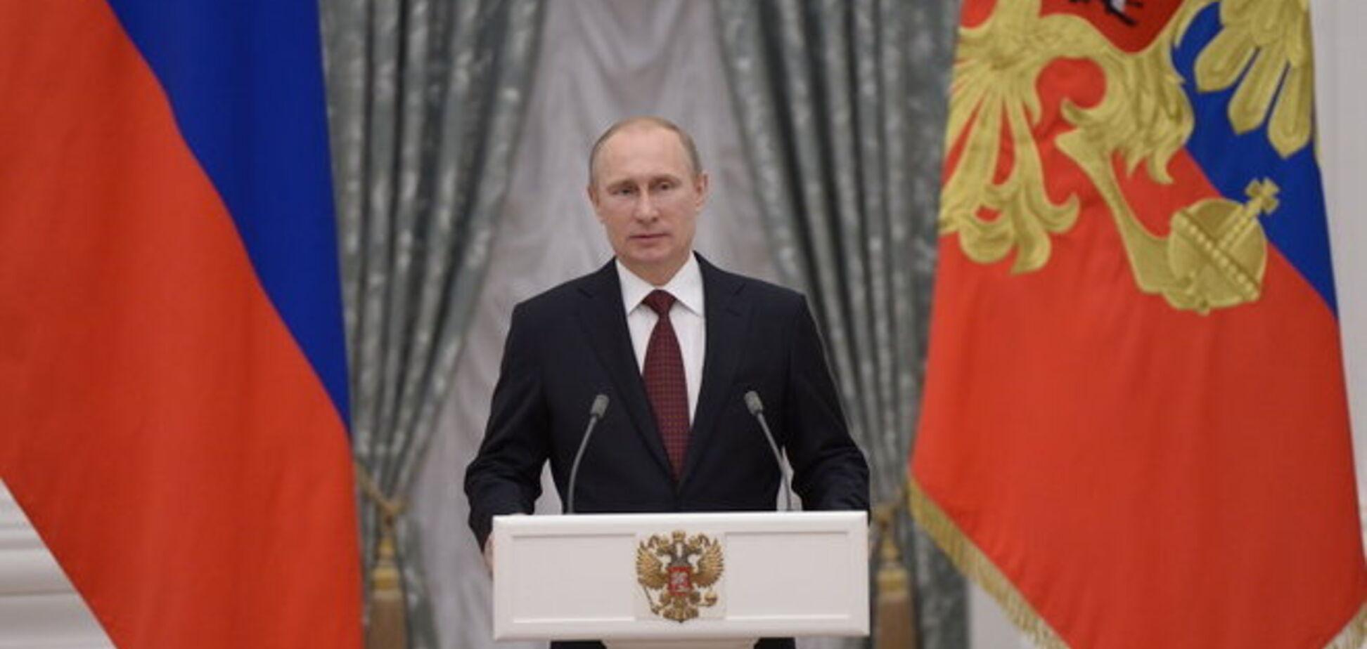 У Путіна розповіли, коли він сформулює своє ставлення до псевдореферендуму