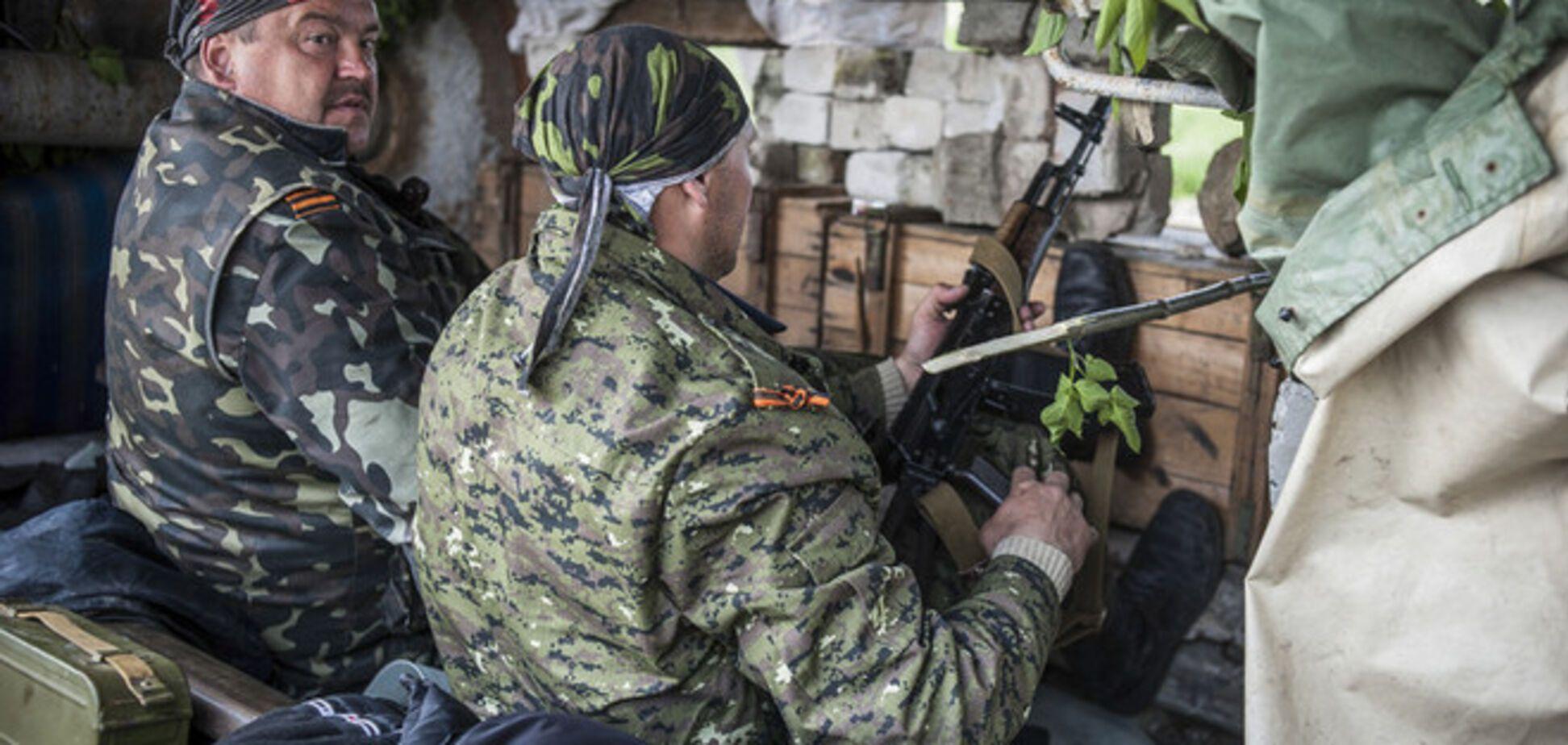 Террористы пугают жителей Донбасса применением украинскими силовиками реактивного оружия