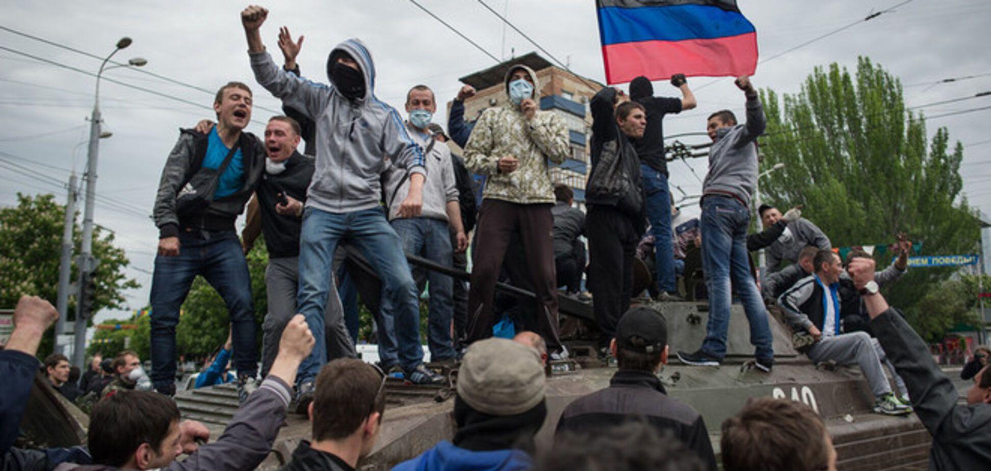 Події в Маріуполі запахли громадянською війною, яку РФ прагне розпалити в Україні - Тимчук