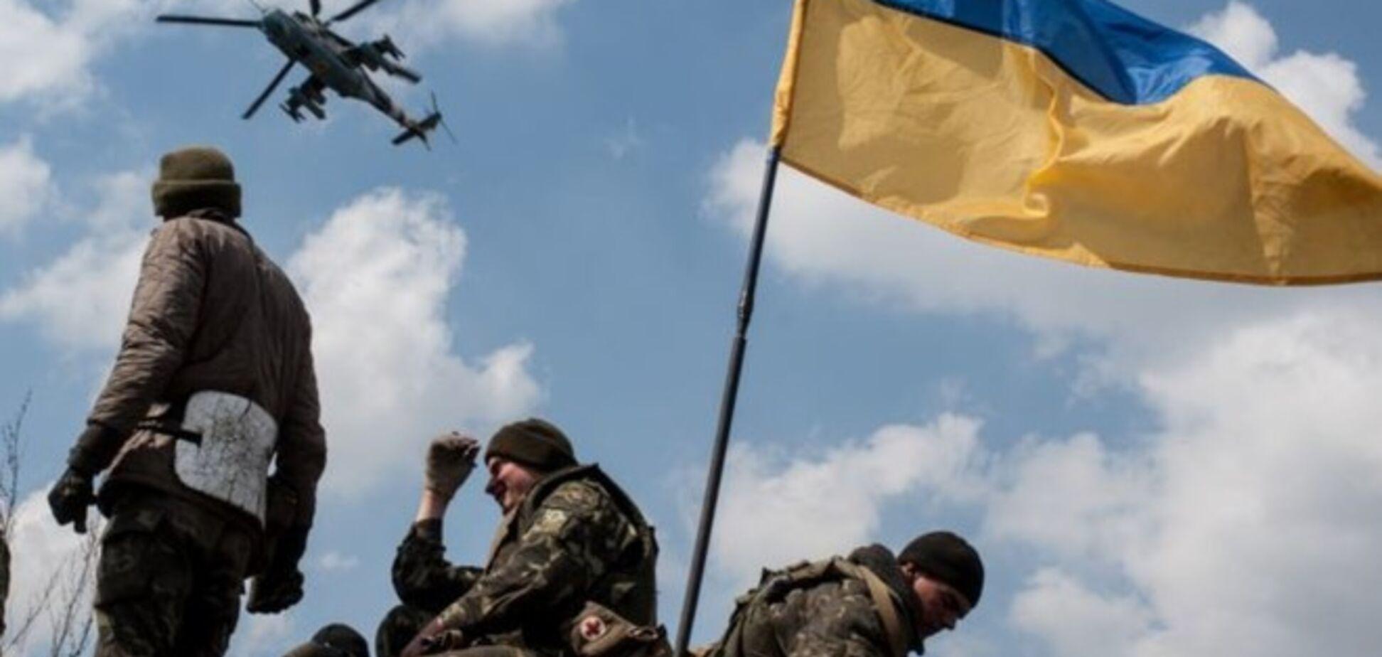 АТО на Донбассе идет к завершению, уничтожено много террористов - АП