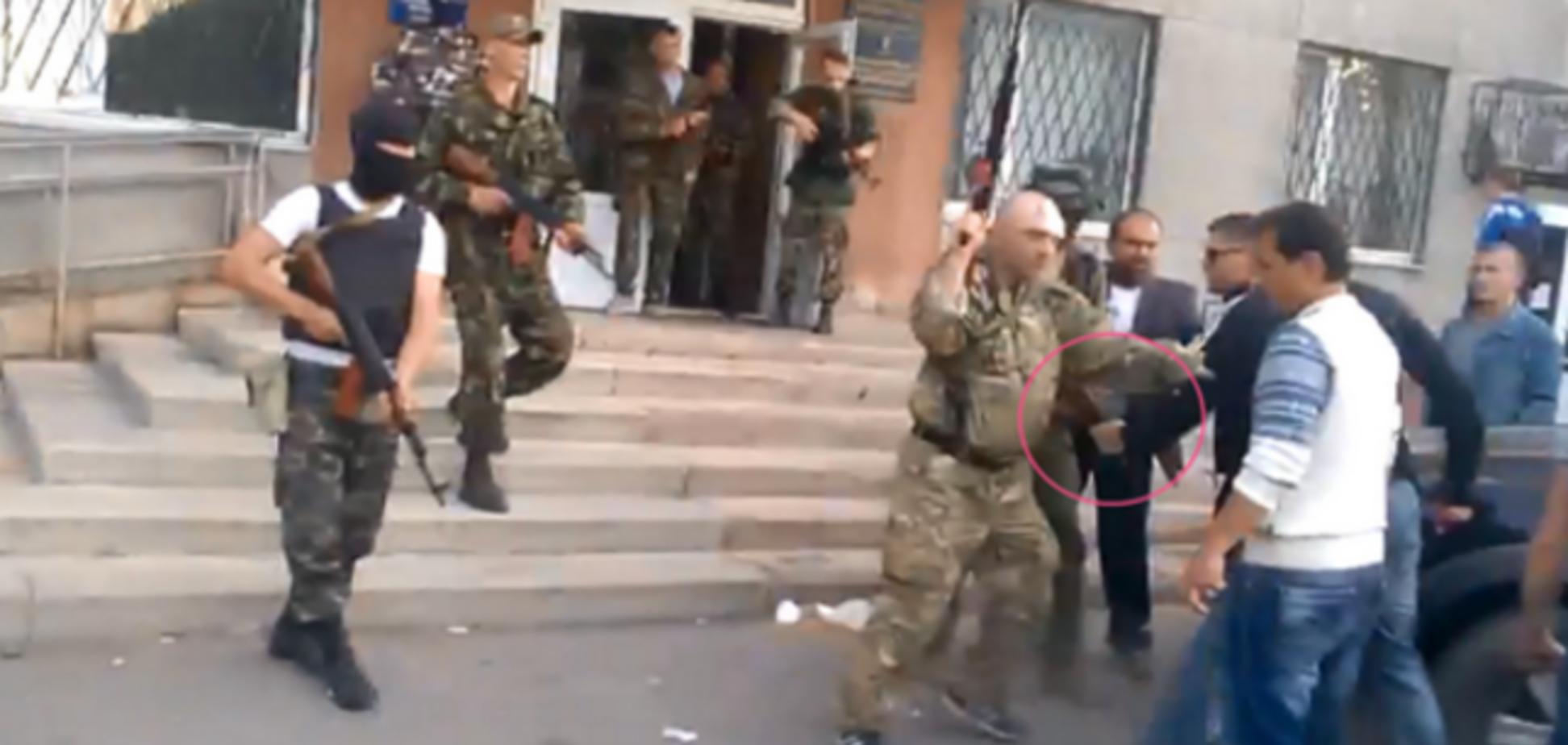 МВД и Нацгвардия открестились от убийства в Красноармейске