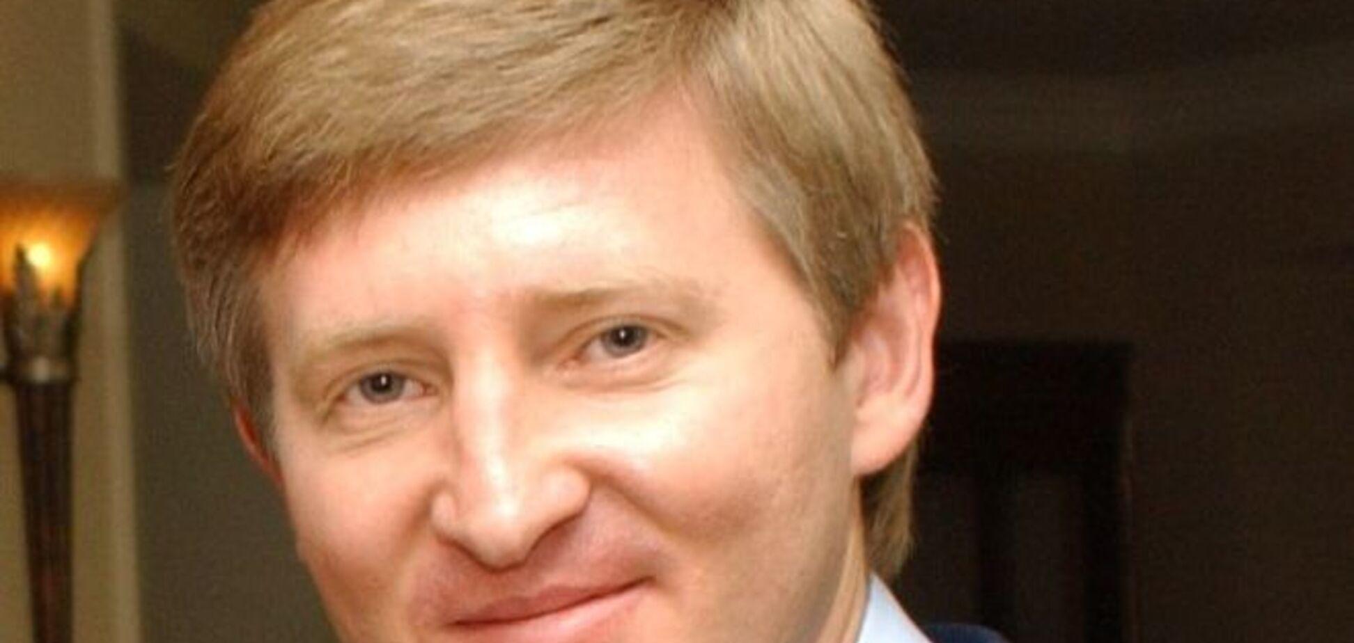 Партія регіонів заступилася за Ахметова