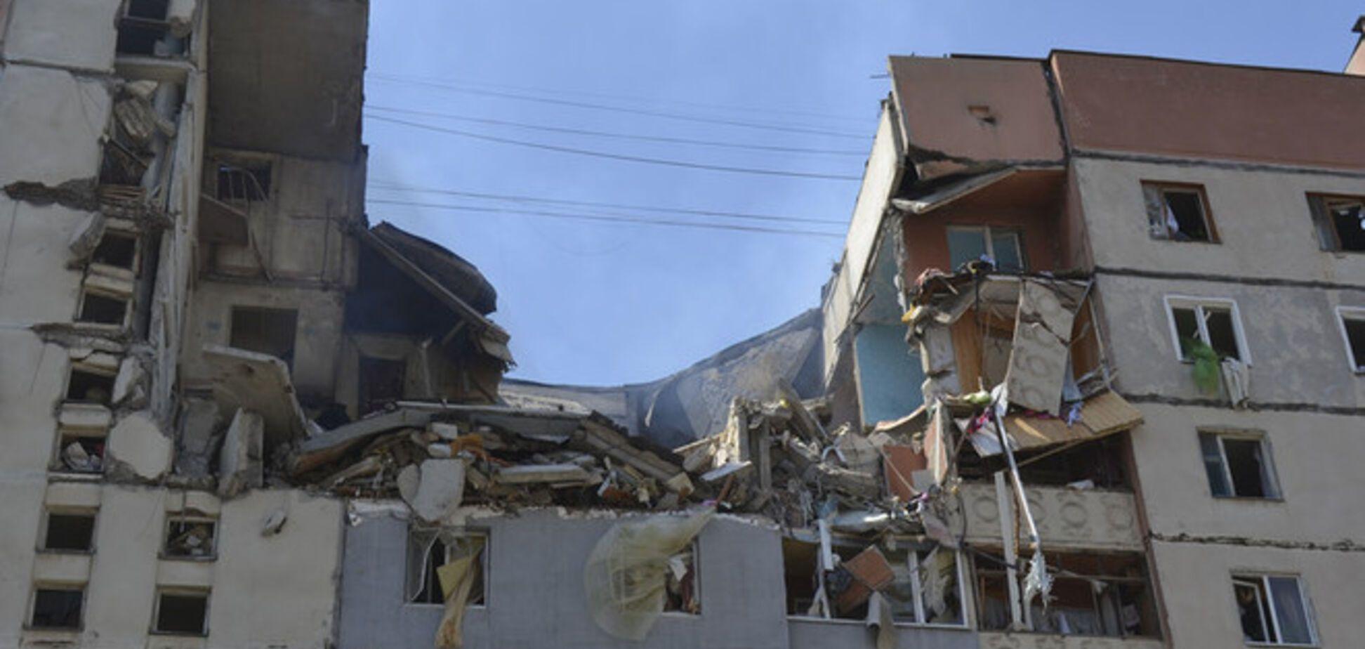 СМИ: из-под завалов дома в Николаеве извлекли тело