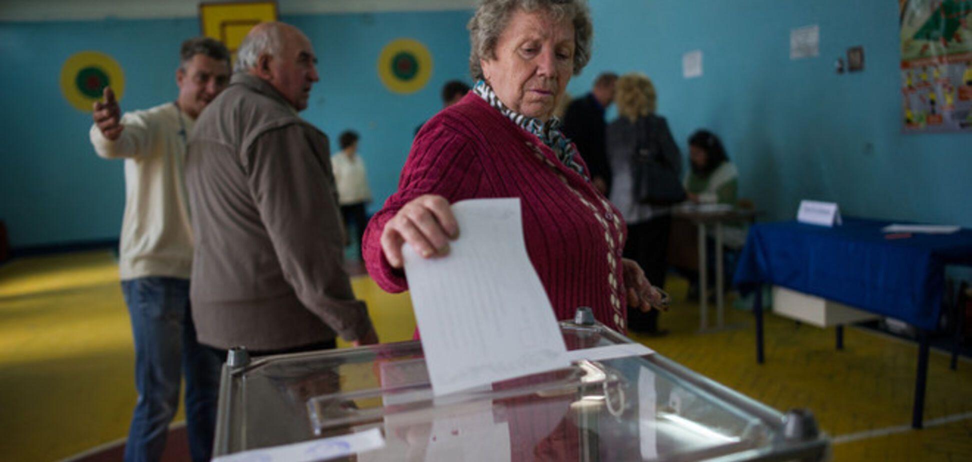 Терористи заявляють, що за самостійність Луганській області проголосували 98%