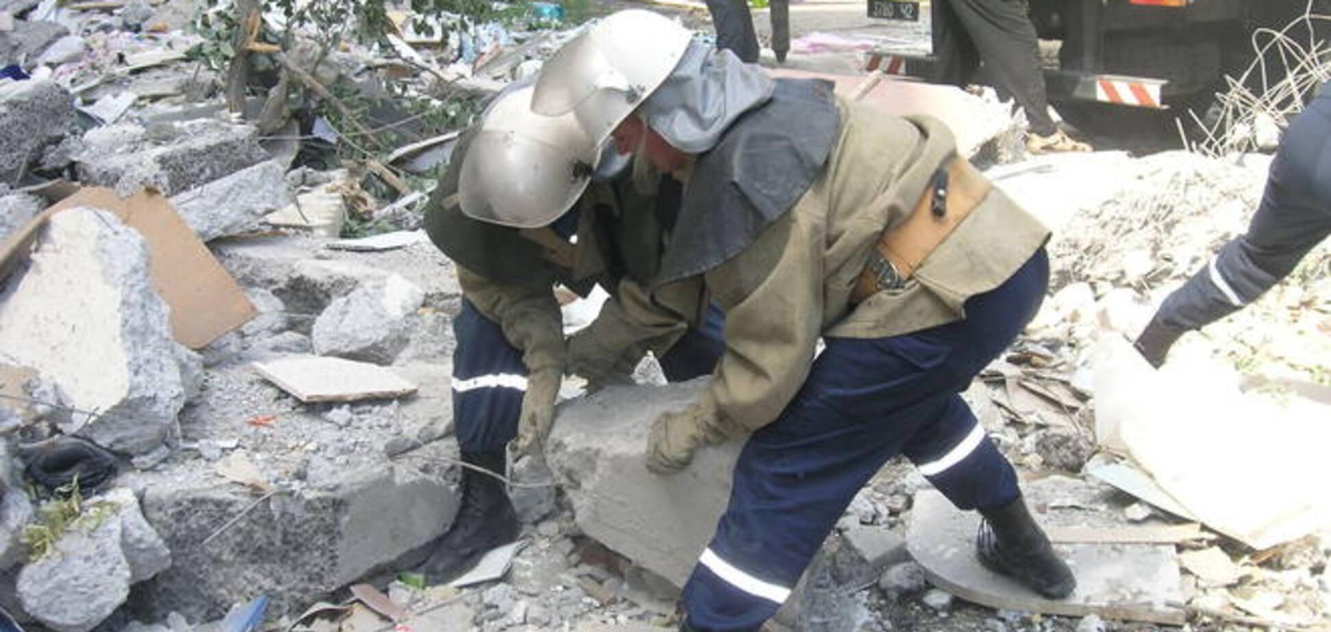 Власти не считают взрыв в Николаеве терактом