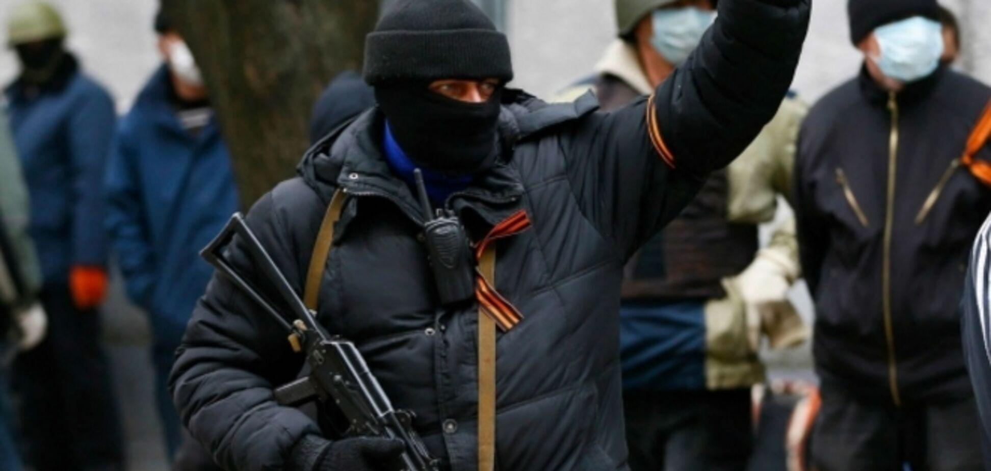Террористы отпустили начальника милиции Мариуполя за $200 тыс.