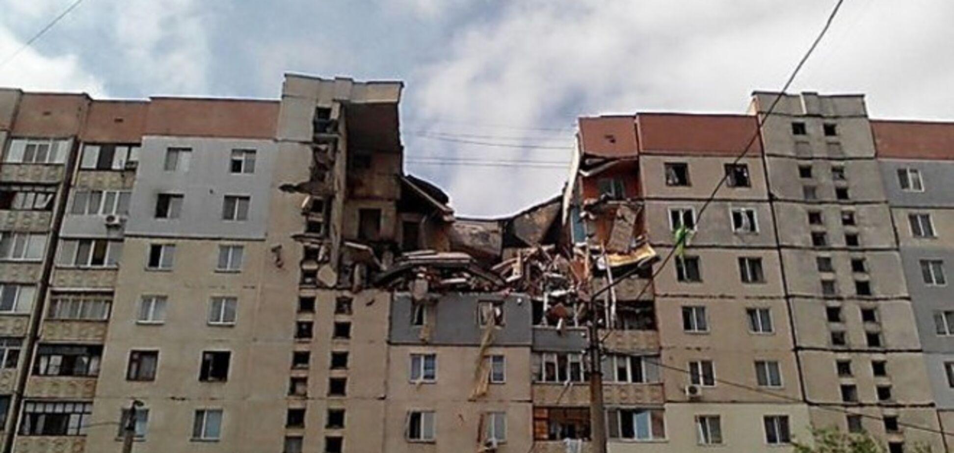 Одна з версій причини вибуху багатоповерхівки в Миколаєві - зберігання вибухівки в квартирі