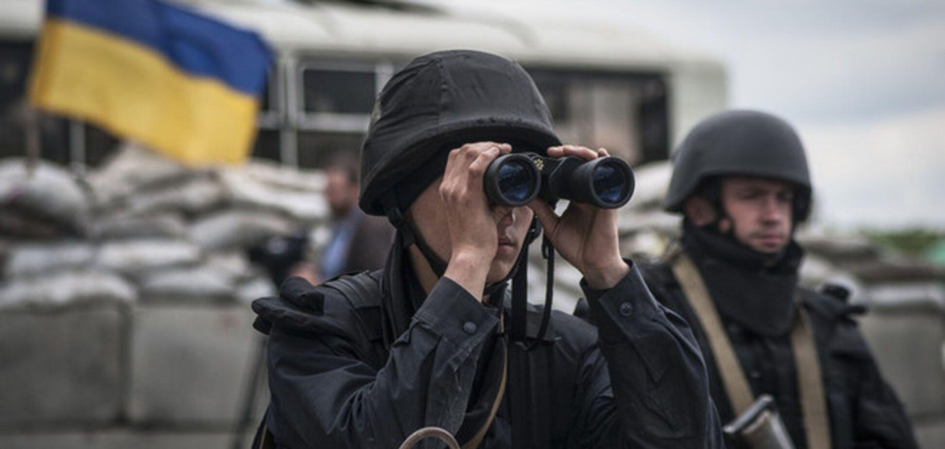 В луганском Новоайдаре испугались Нацгвардии и созывают сессию