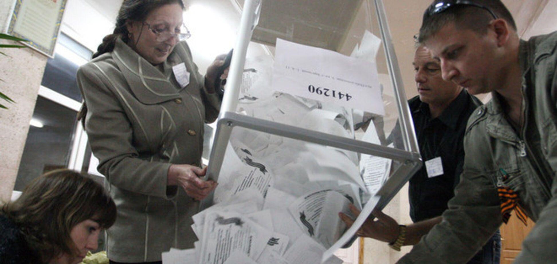 Итоги луганского 'рефередума' объявят на митинге 12 мая