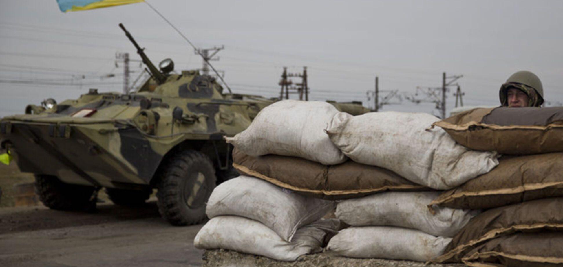 Житомирские милиционеры на Луганщине задержали авто с арсеналом оружия