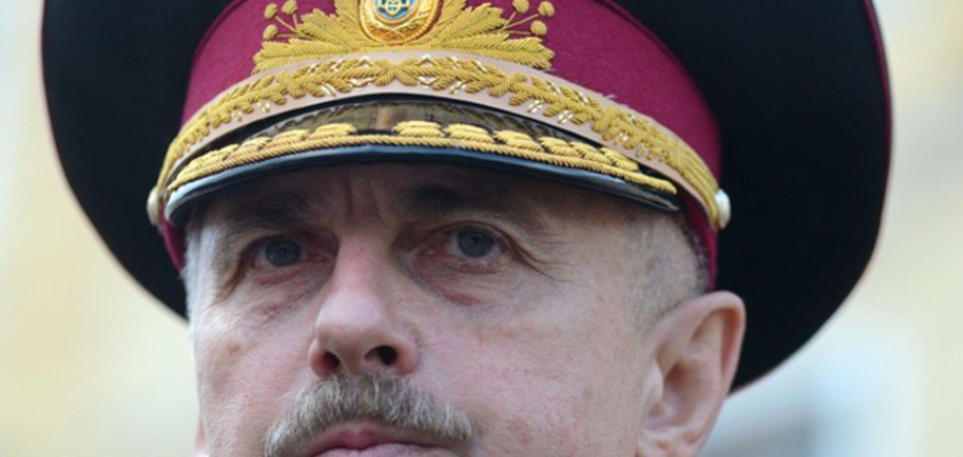 И.о. министра обороны объяснил, почему в террористов не стреляют из минометов