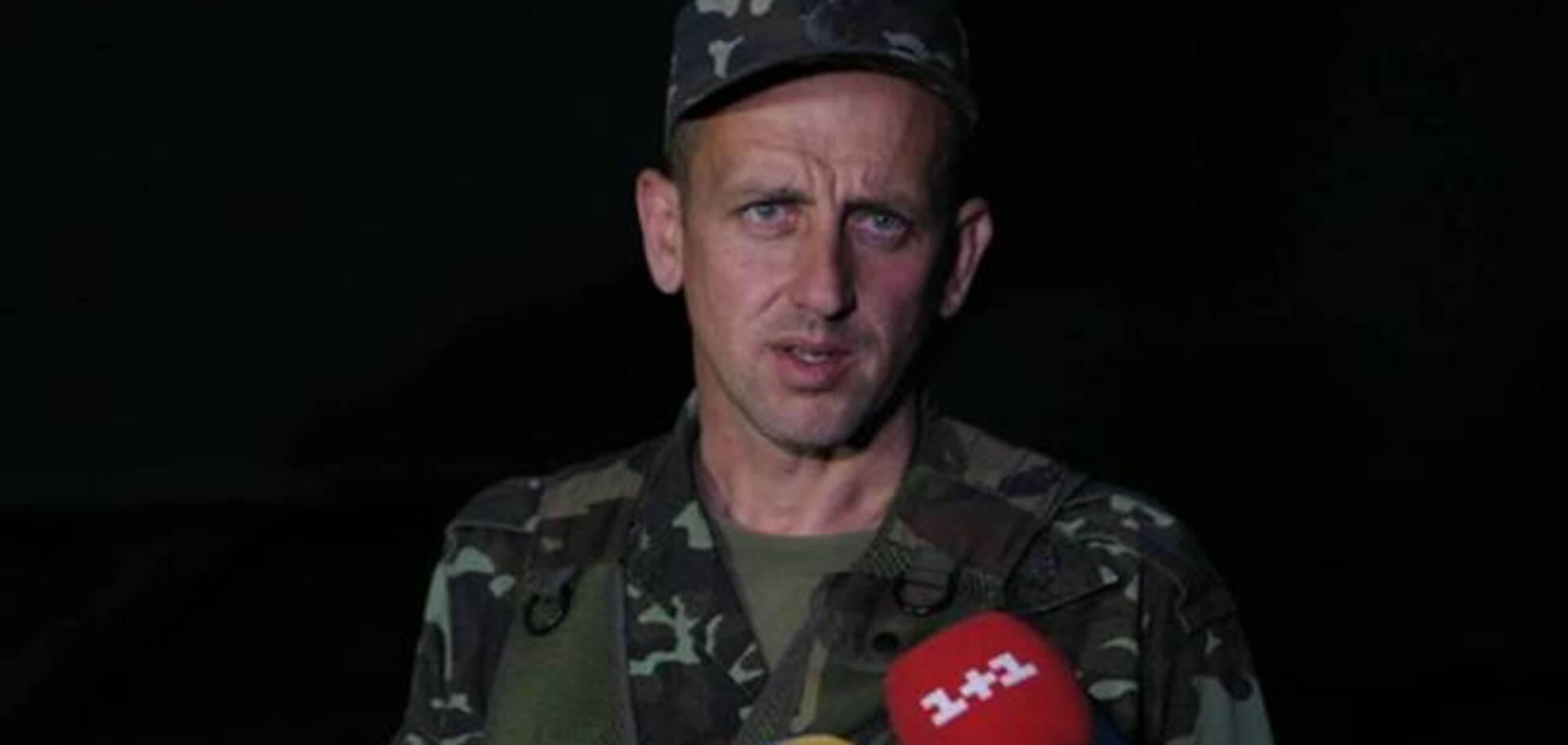МВД: под Краматорском снайперы добивали раненых десантников