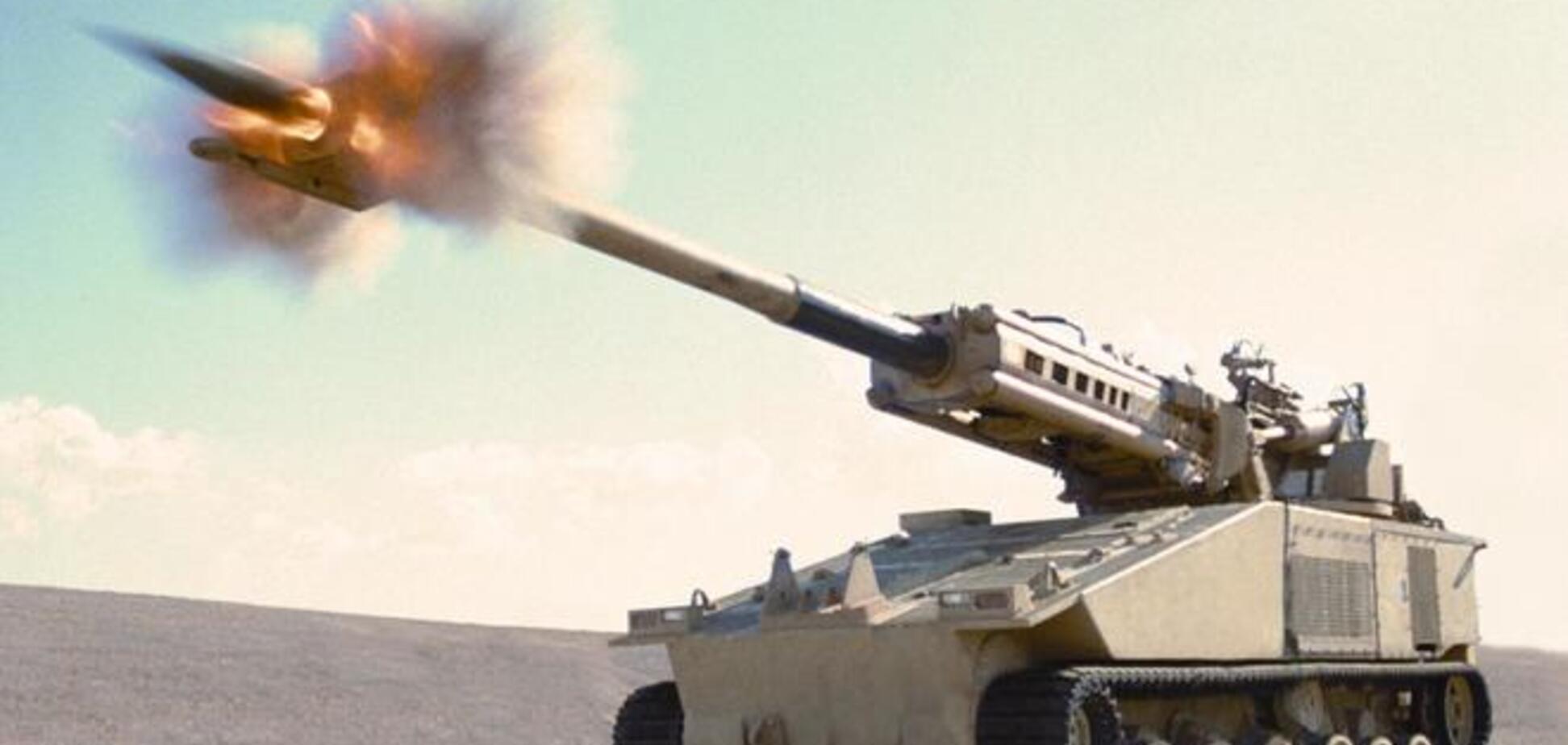 На границе с Крымом взорвалась артиллерийская установка: есть погибшие