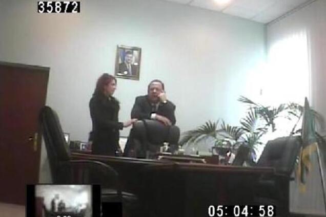 Сексскандал с ректором видео