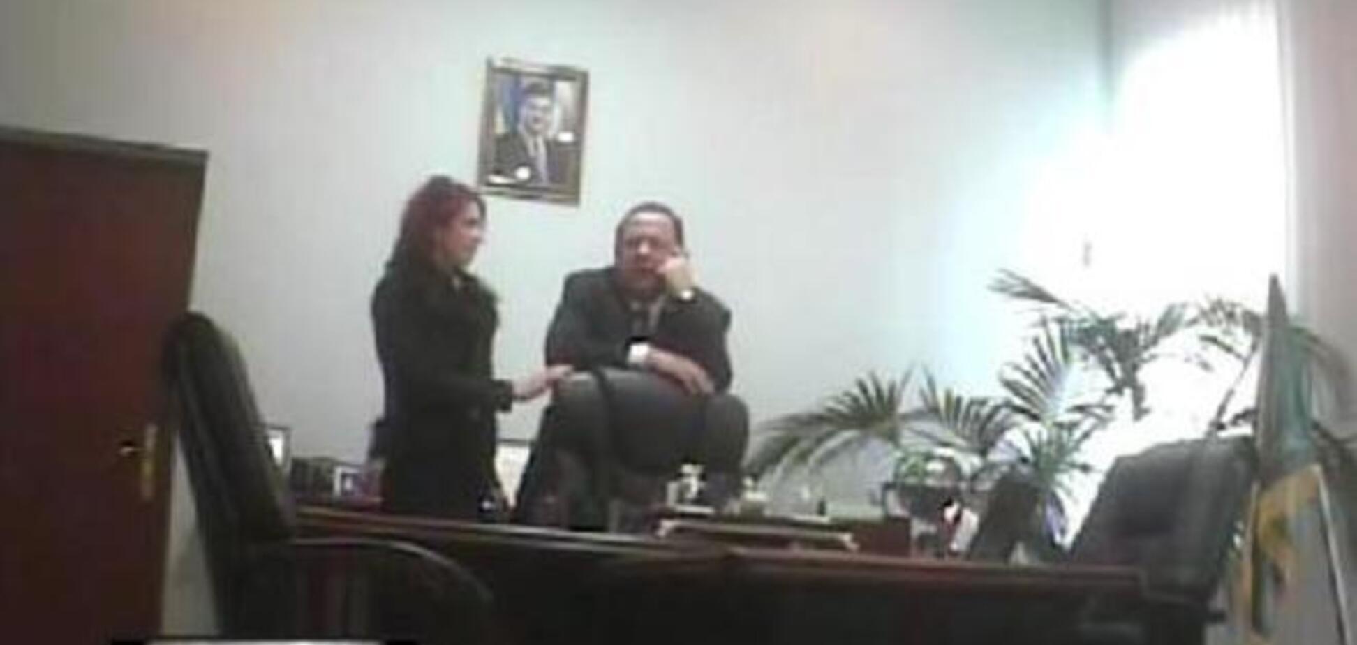 Появились подробности секс-скандала с экс-ректором Мельником