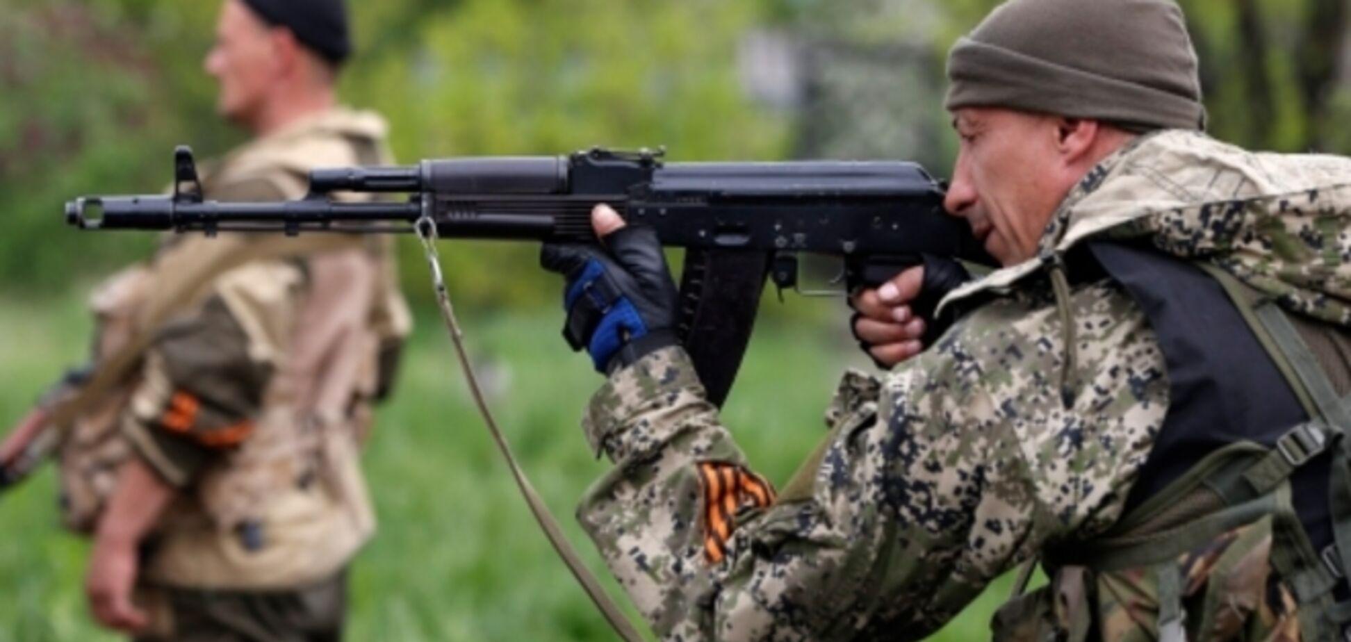 Военные попали в засаду террористов под Краматорском: есть жертвы. Видеофакт