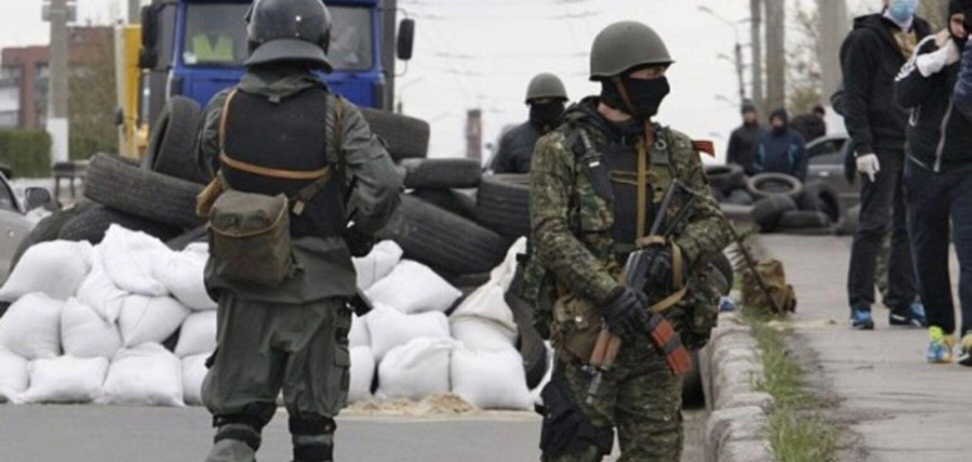 В Краматорске террористы избили женщину, которая везла сигареты украинским военным
