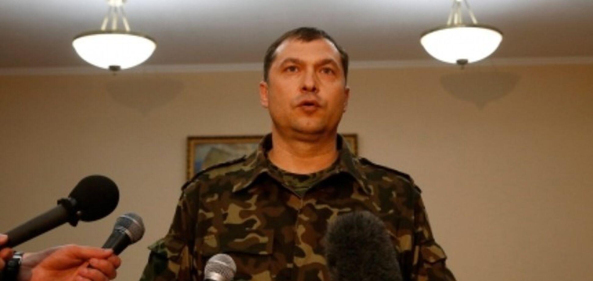В суете террористы чуть не грохнули самозваного 'народного губернатора' Луганска - Тымчук