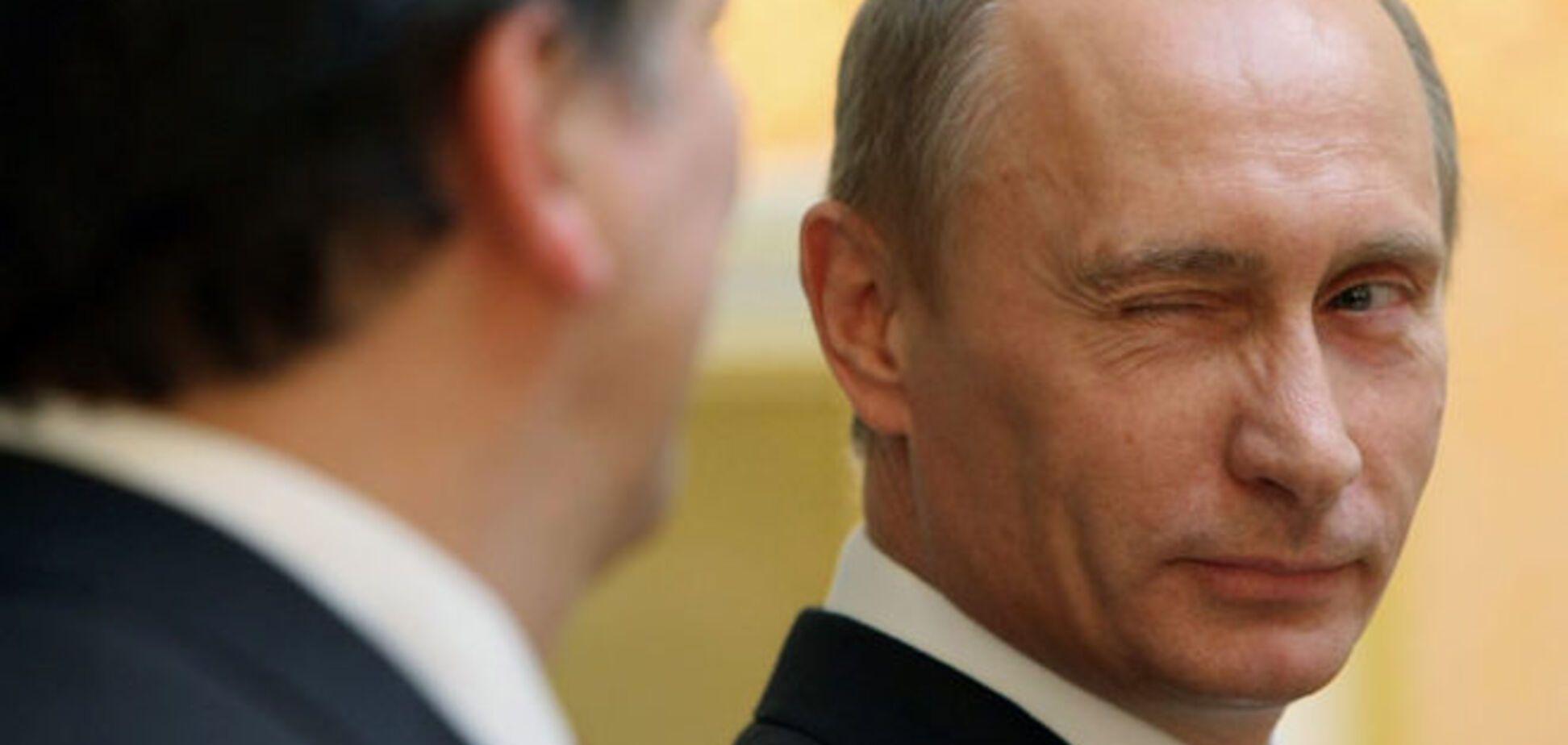 Куда прицелился Путин