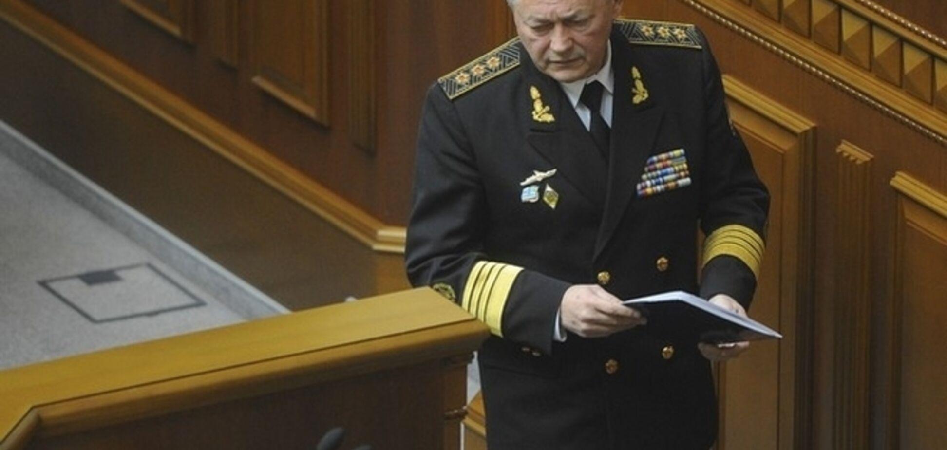 Экс-глава Минобороны: ВС Украины спланированно уничтожали с 2010 года