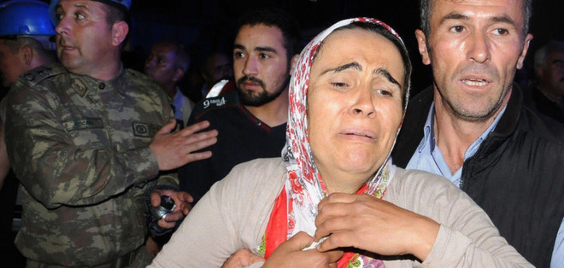 Взрыв на шахте в Турции: более двухсот погибших