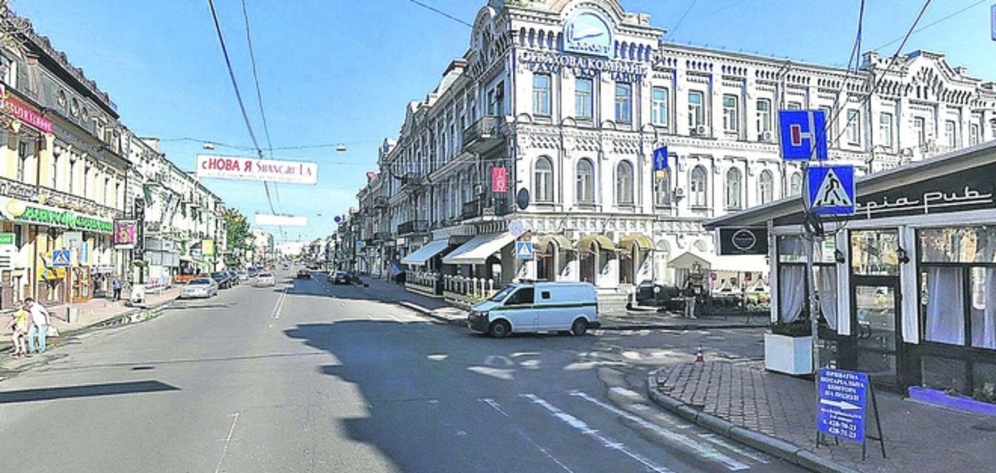 В Киеве возле кафе произошла стрельба: мужчина ранен
