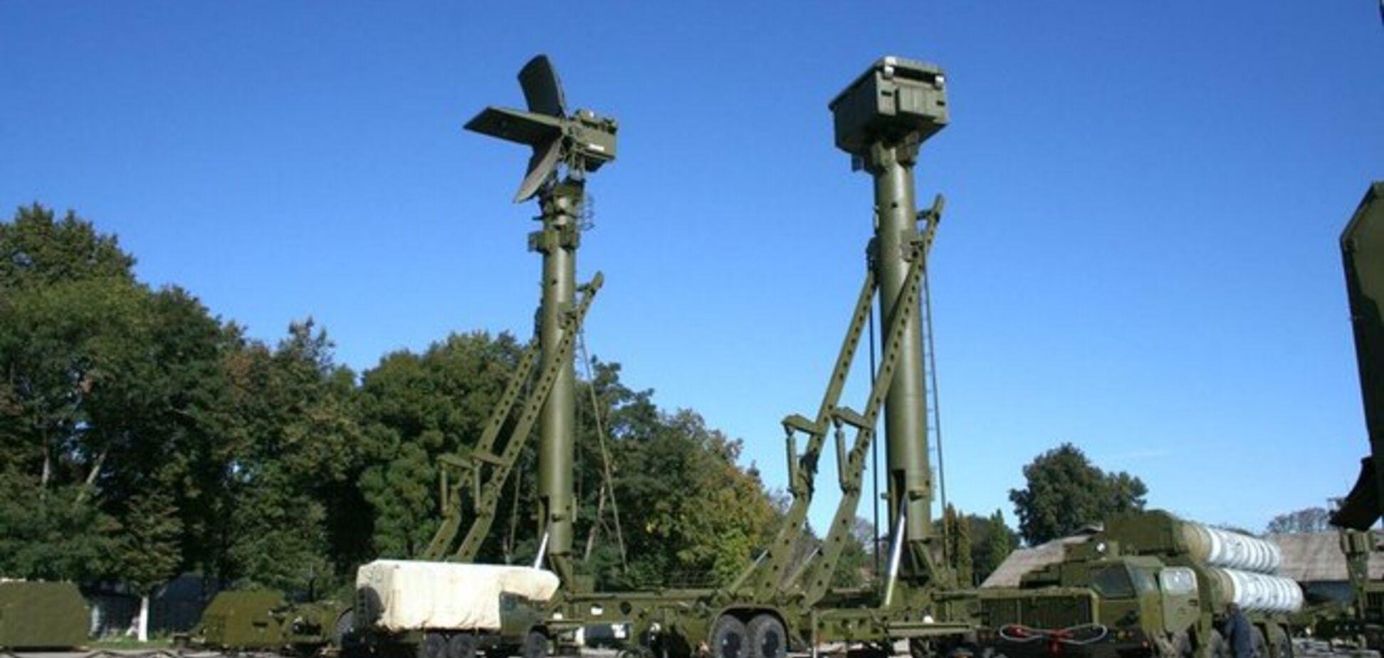 Украина ставит на боевое дежурство зенитный ракетный комплекс
