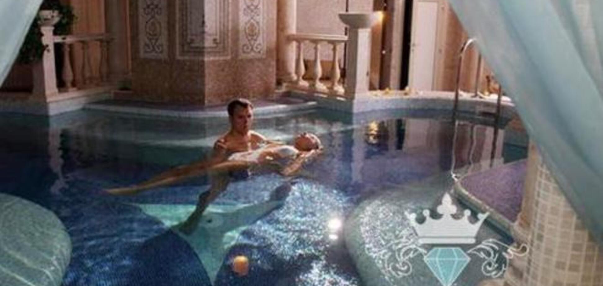 В салоне любовницы Януковича царит атмосфера Межигорья