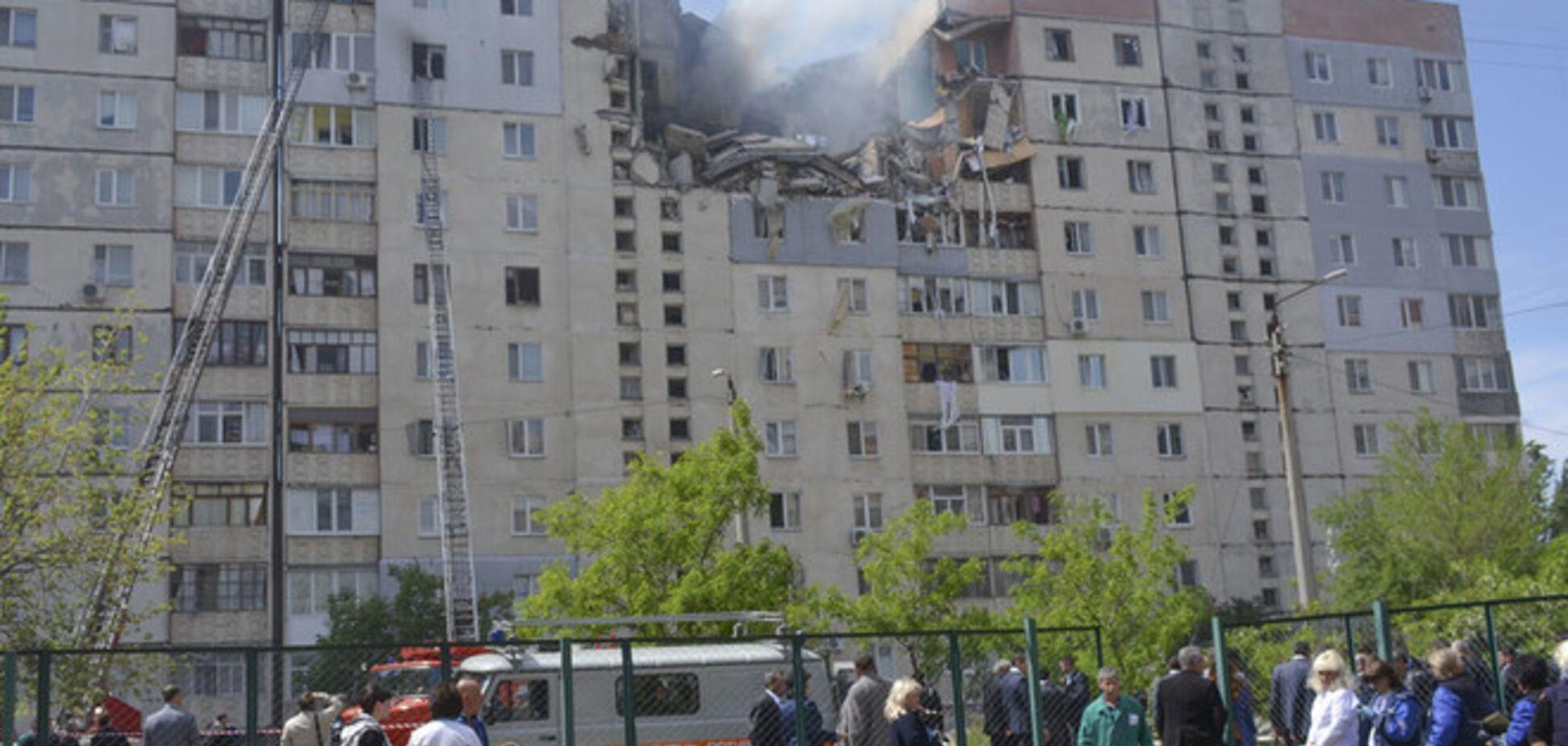 Количество жертв взрыва дома в Николаеве увеличилось до 4 человек