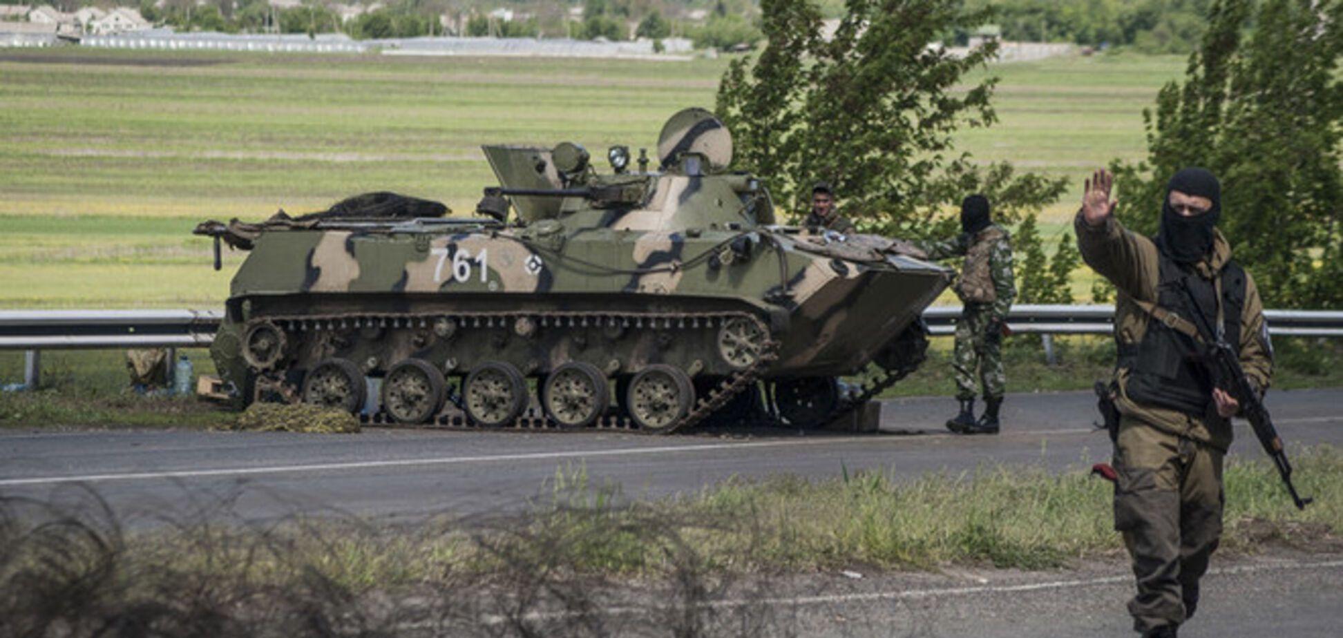 В Славянске спецназ УГО зачистил террористов возле телевышки - СМИ