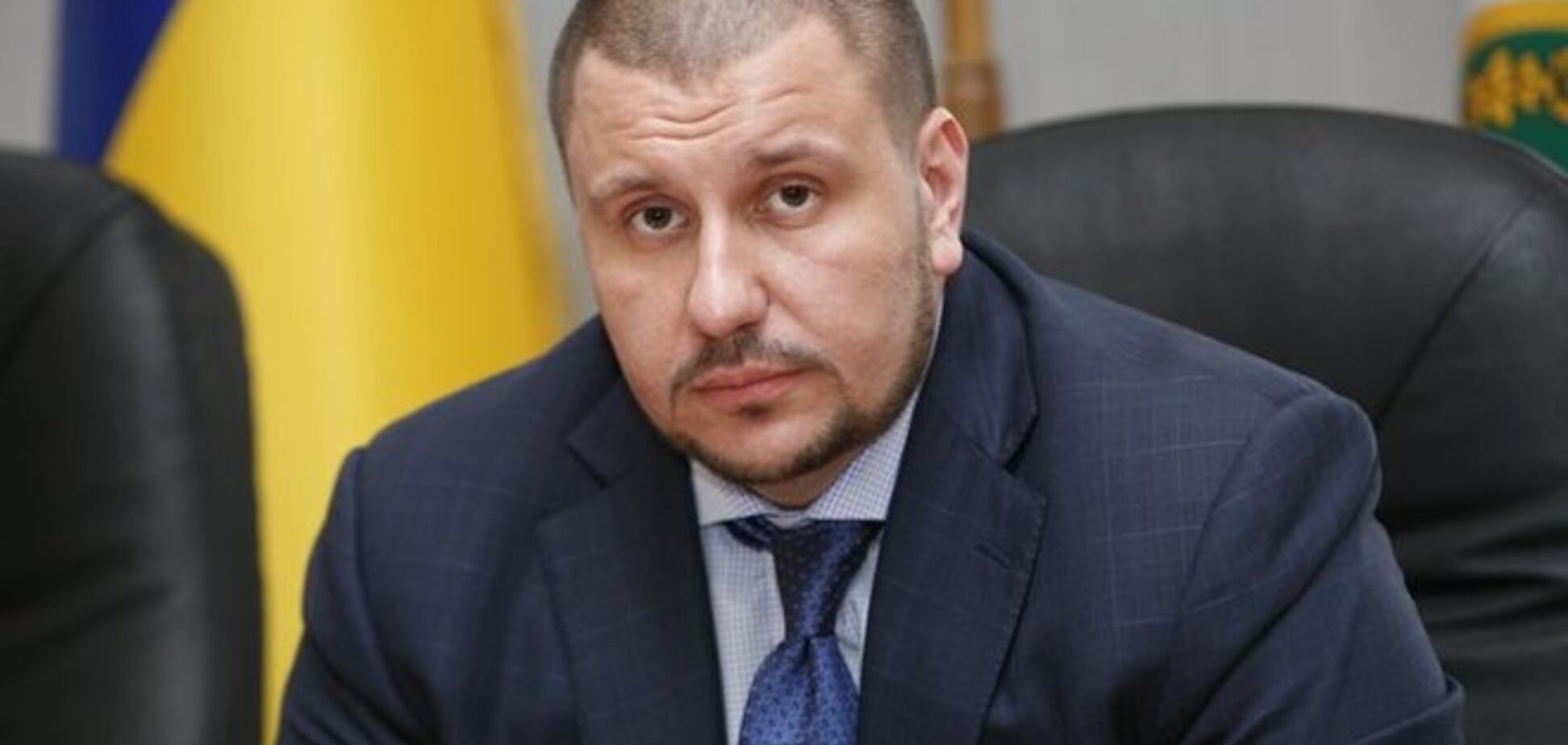 Против Клименко открыто уголовное производство