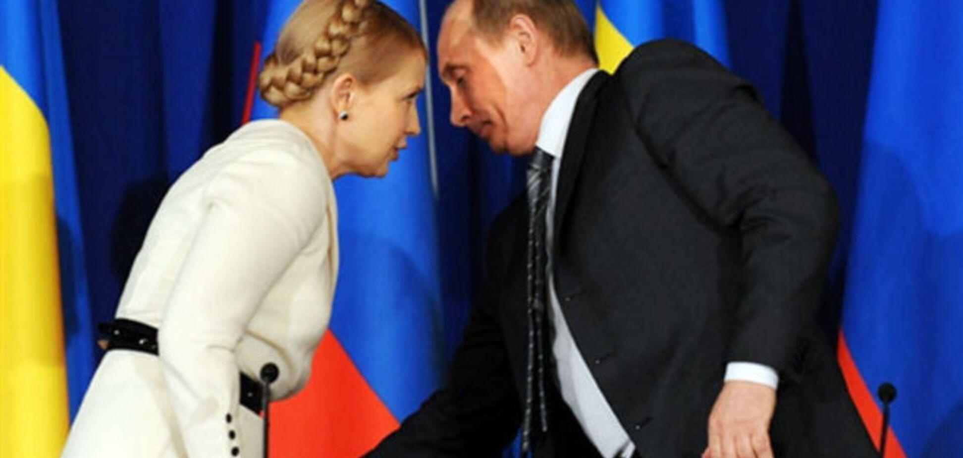 Незабаром побачимо, чи є Тимошенко спільницею Путіна